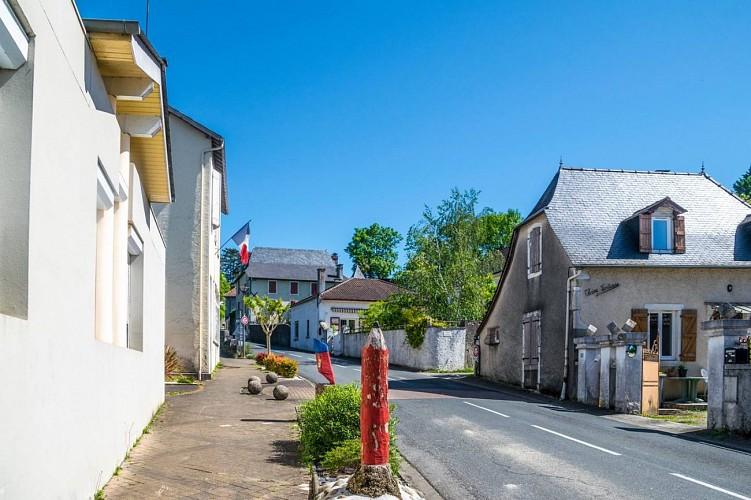 Poey-de-Lescar - Chemin de Malapet