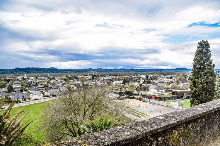 Lescar - Cité et nature