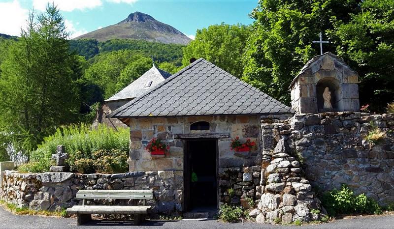 La Vacherie du Griou à St Jacques des Blats