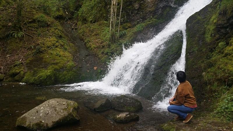 Parcours marche la cascade du trou de la conche vic sur c re vic sur cere - Office de tourisme vic sur cere ...