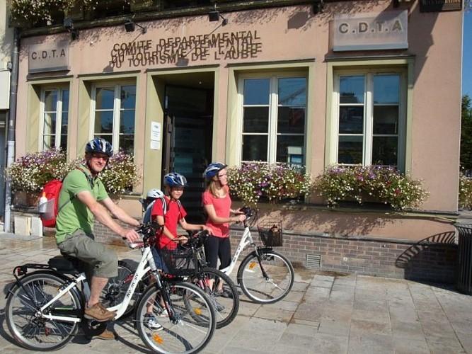 Circuit France Secrète à Vélo