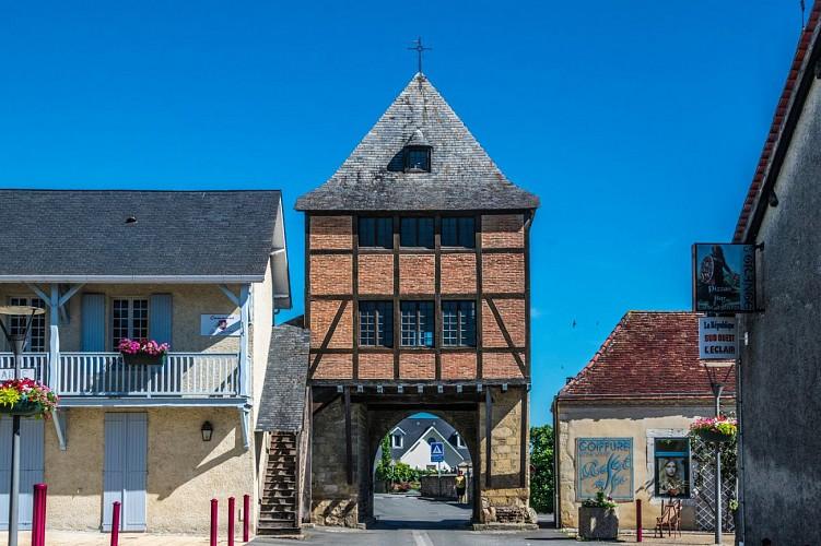 Bougarber - Les crêtes du Château