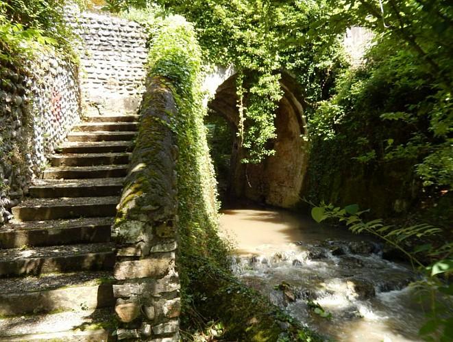 Lescar, capitale historique du Béarn
