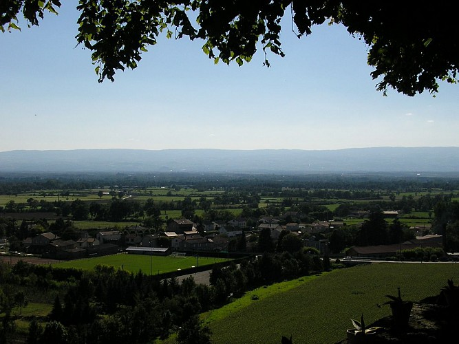 Bellegarde en Forez - Plaine et Montagne par Lairat