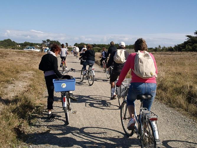 Vélocéane 2012 sur l'île d'Yeu