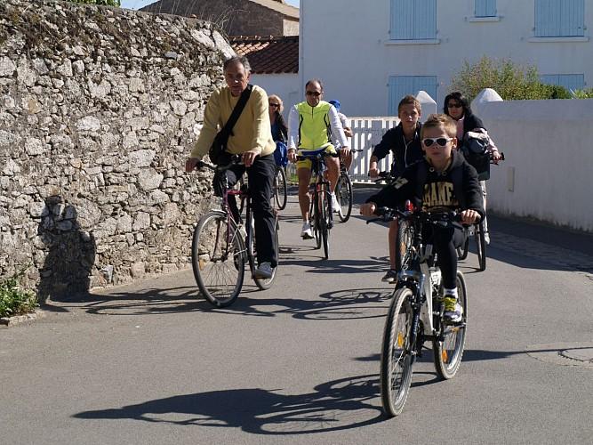 Vélocéane 2012 sur l'île de Noirmoutier