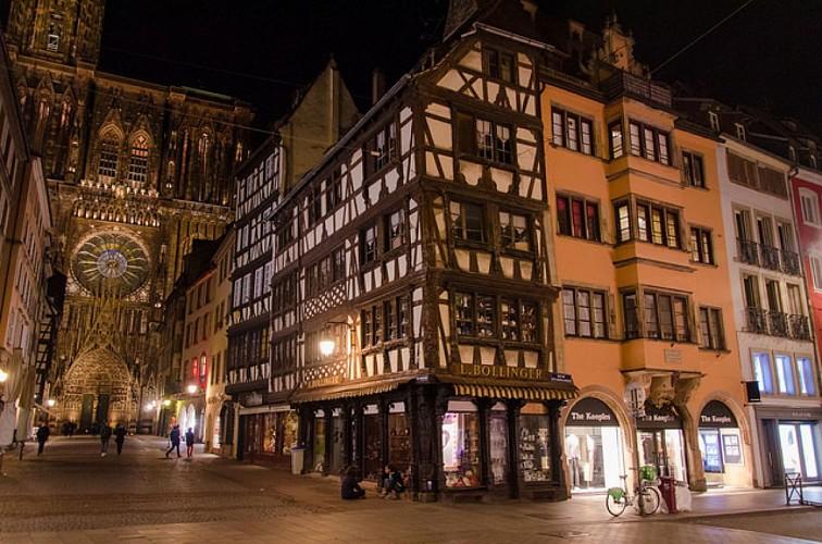 Belle de nuit : la rue mercière