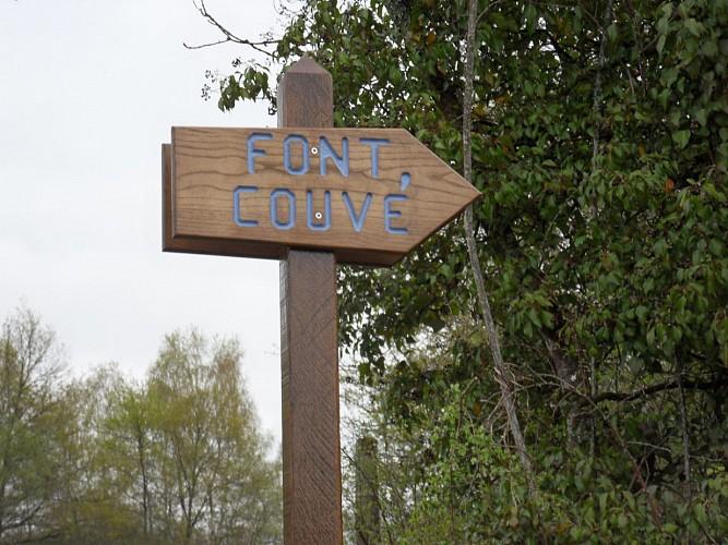 Fontaine Font Couvé