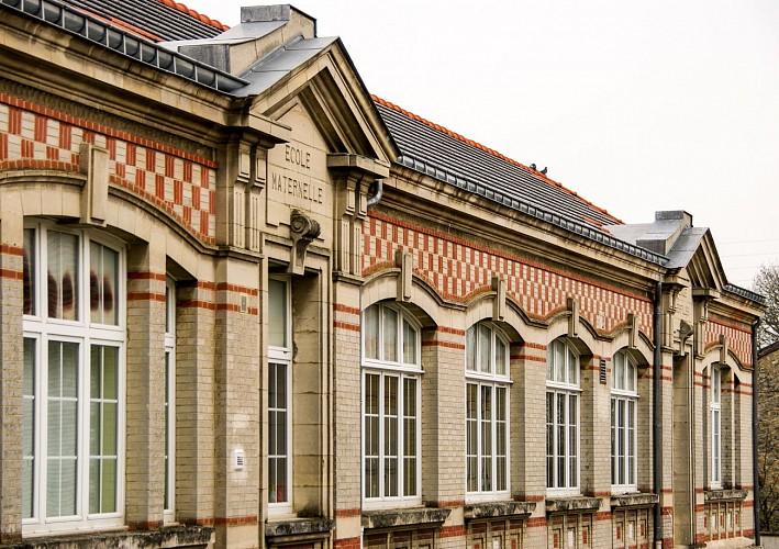 L'ancienne école maternelle