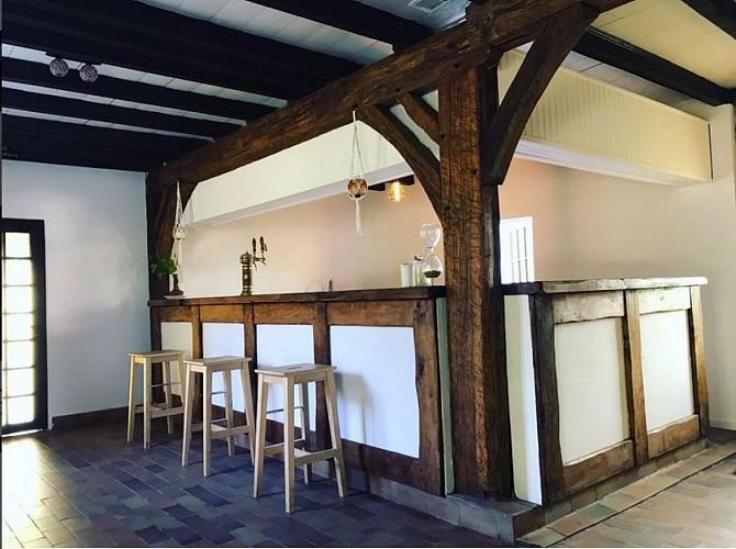 Bar - Domaine de Bouhemy
