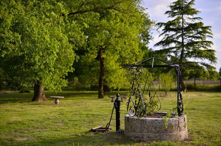Parc - Domaine de Bouhemy