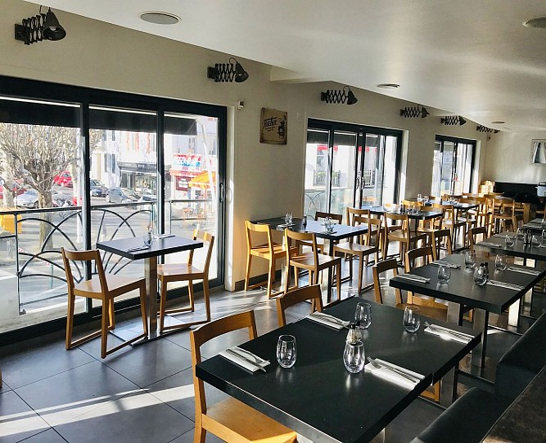 Le tavernier Biarritz salle1