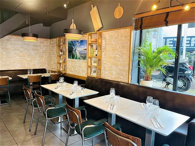 Le tavernier Biarritz bar2