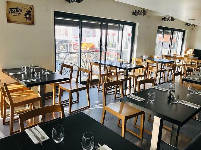 Le tavernier Biarritz salle4