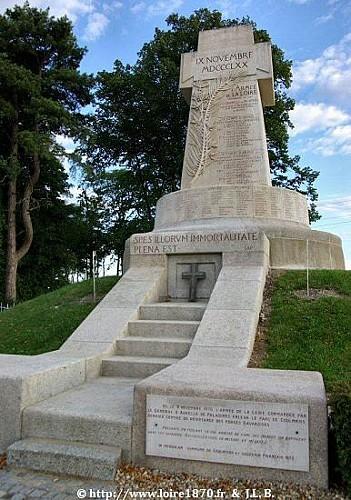 Monument de l'Armée de la Loire
