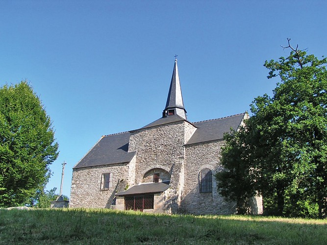 La chapelle Saint-Léonard