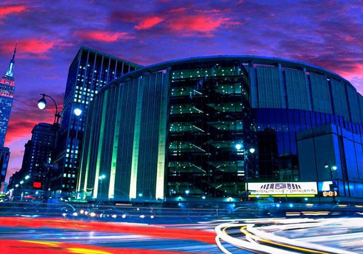 NBA Ticket to a Knicks Game at Madison Square Garden - New York