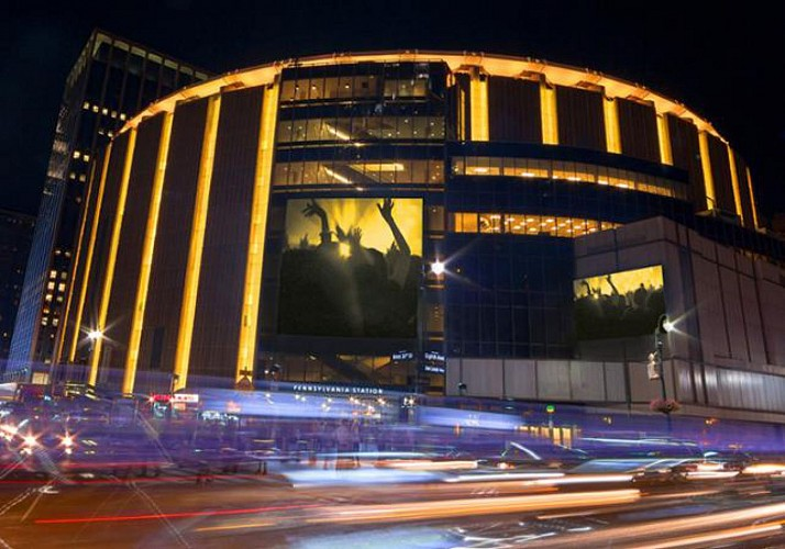 NBA – Billet pour un match des Knicks au Madison Square Garden – New York