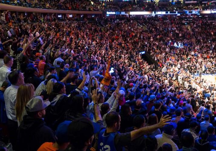 NBA – Billet pour un match des Knicks au Madison Square Garden – New York
