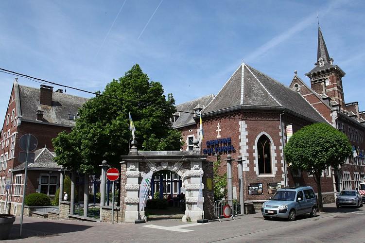 Antenne Touristique Maison du Tourisme du Pays de Herve – Visé