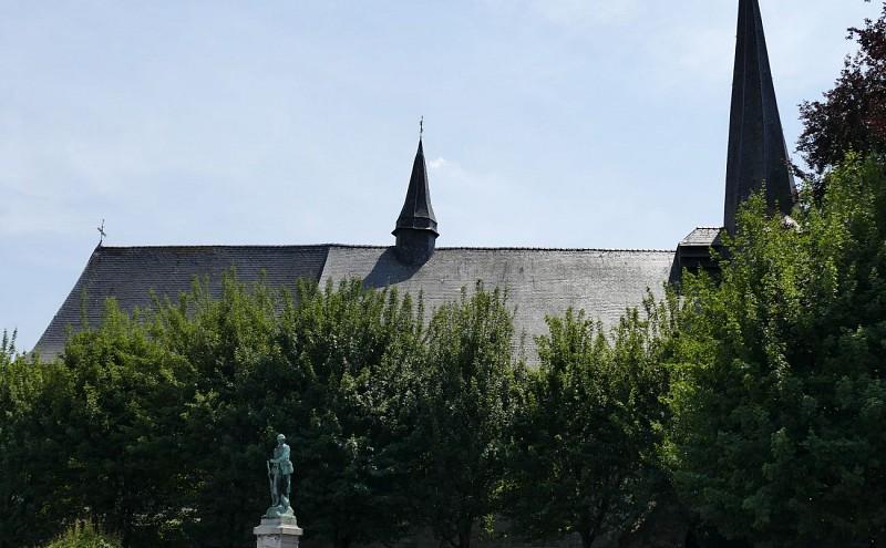 Eglise Saint-Martin à Lobbes