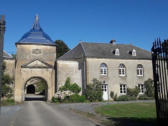 Château de Guirsch, rue du château 31