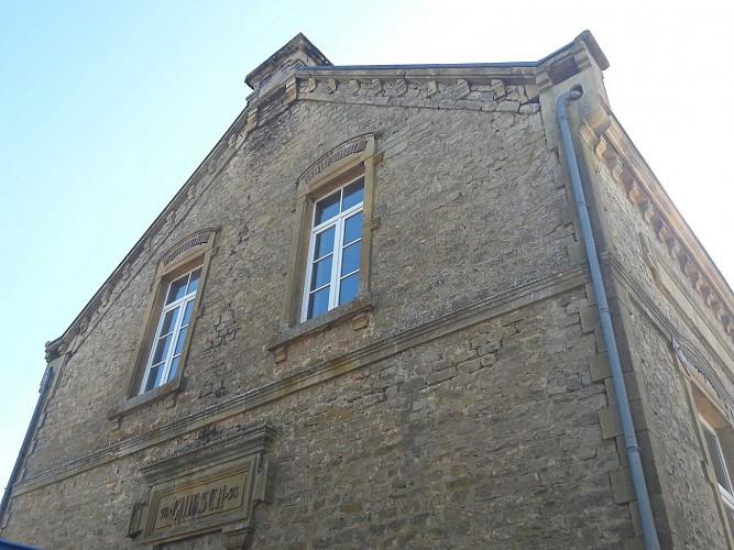 Salle de village de Guirsch