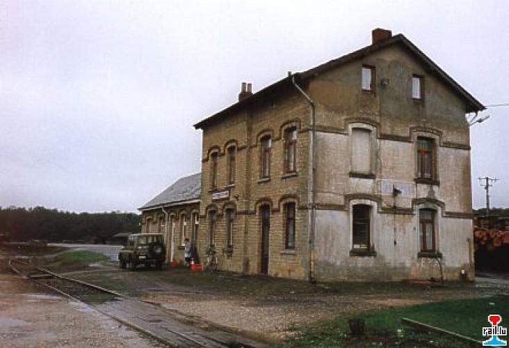Ancien point d'arrêt de Croix-Rouge