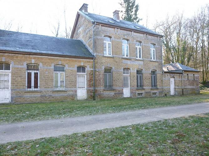 Ancienne gare de Buzenol