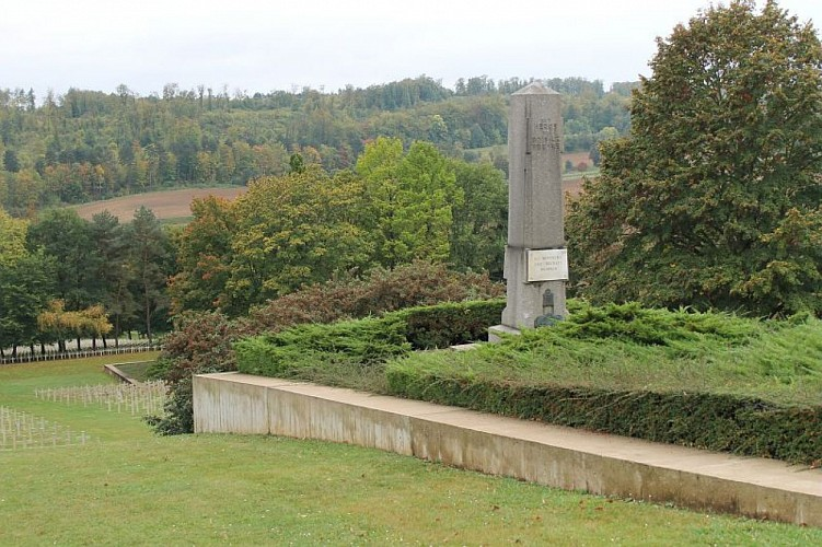 Nécropole Nationale Militaire du Pétant