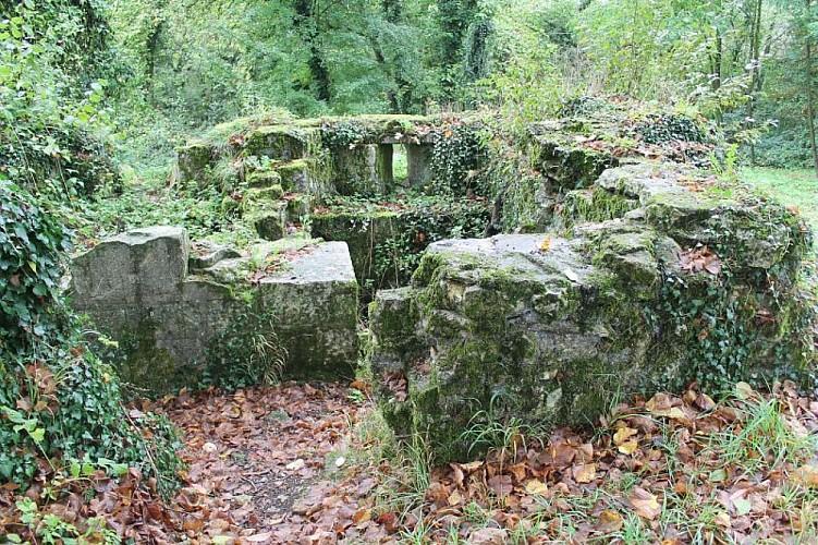 Ancien village de Fey-en-Haye