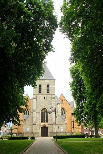 Sint-Martinuskerk Berlare