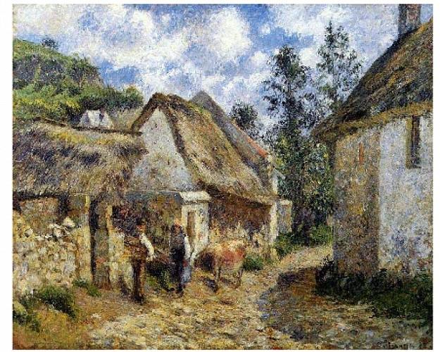 Pissaro à Auvers