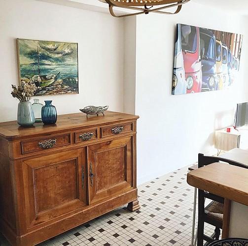 Appartement Casita rez de chaussé_Vieux Boucau_Landes Atmantique Sud