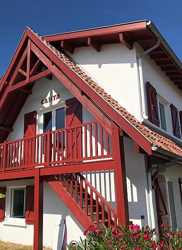 Appartement Casita 1er étage_Vieux Boucau_Landes Atlantique Sud