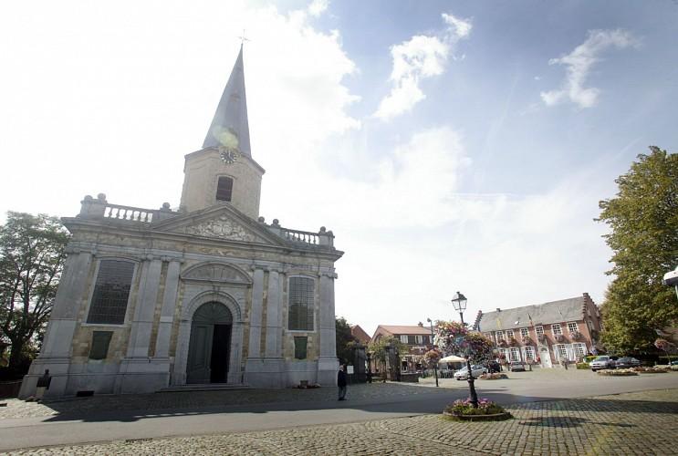 Sint-Martinuskerk Moerzeke