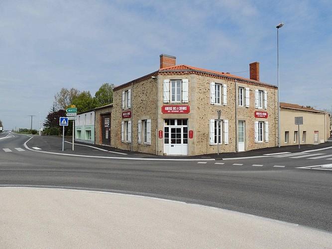 RESTAURANT L'AUBERGE DES 4 CHEMINS