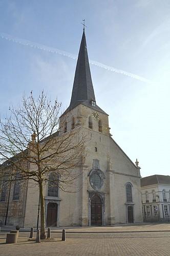 Sint-Pieterbandenkerk Hamme