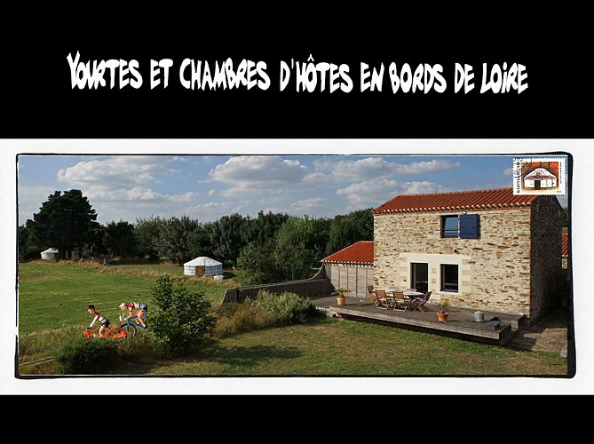 YOURTES EN BORDS DE LOIRE