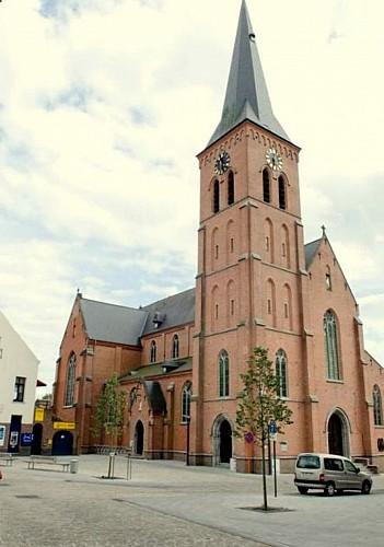 Sint-Petruskerk Tielrode