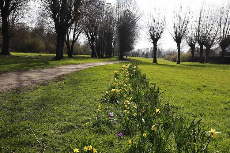 Parc Edith Piaf