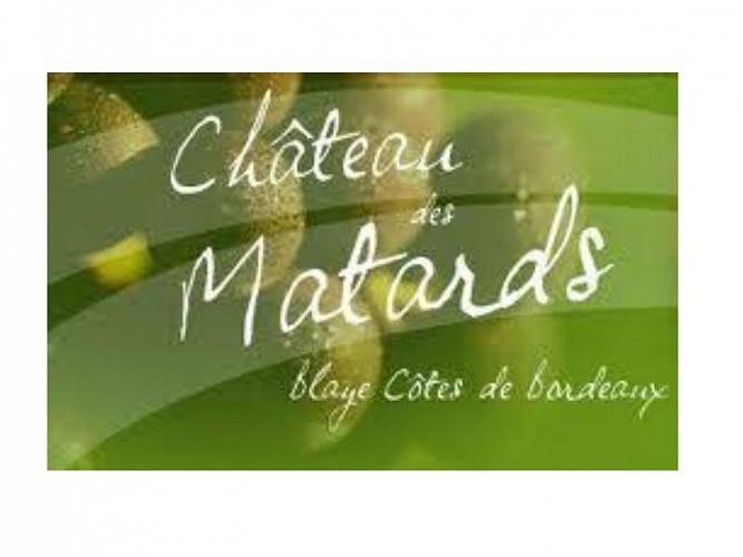 château des Matards St Ciers vignette