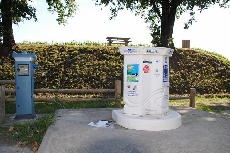 Mugron aire services - Bornes eau électricité