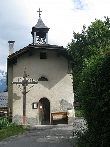 Chapelle de Cupelin