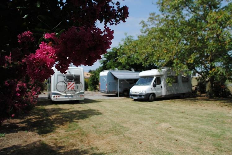 Aire camping car Birouca
