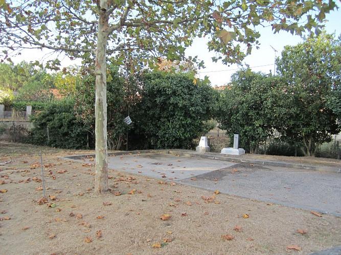 Aire de camping car de Fourques-Garonne
