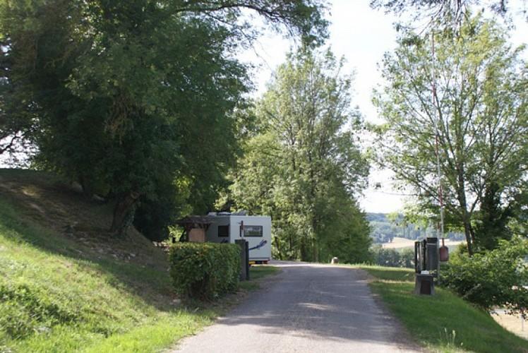 Aire de Camping-car Duras