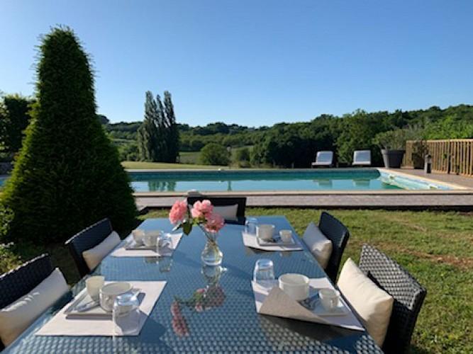 Hôtel A Jayac_piscine