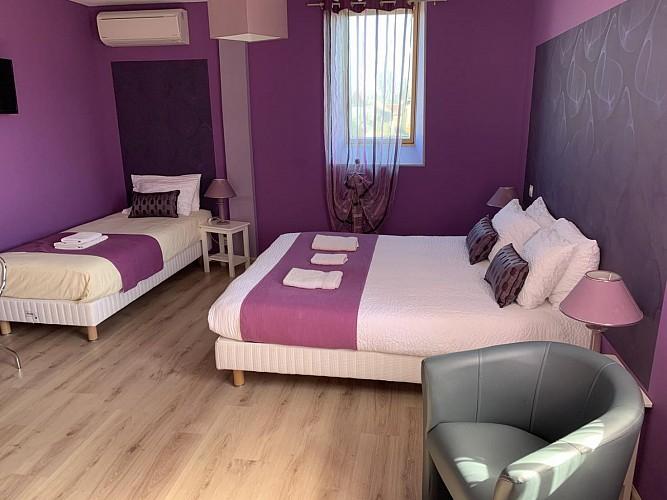 Hôtel A Jayac_Chambre 14