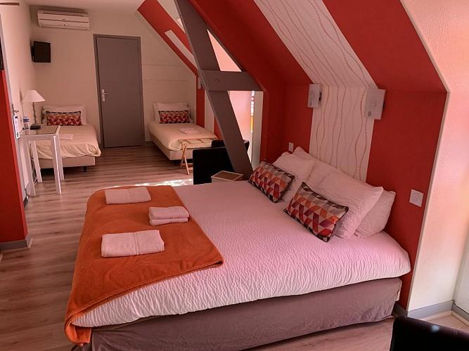 Hôtel A Jayac_Chambre 23